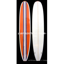 Haute qualité Austrlia Imported PU Blank Surf Board