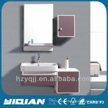 Iran Modern Wall Mounted Furniture Iran Brown Bathroom Vanity Furniture