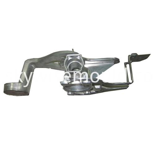 Automotive braking die casting mold
