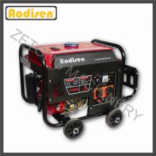 Generador de gasolina portátil pequeño de 2.5kVA Honda Engine (set)