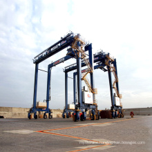 50ton Double Beam Gantry Straddle Carrier