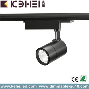 30W LED Track Lights Adjustable Warm White