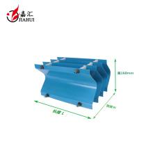 Éliminateur de dérive de tour de refroidissement de JIAHUI de flux croisé cellulaire