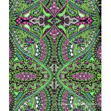 Moda Swimwear Tecido Impressão Digital Asq-034