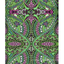 Модные Купальники Ткань Цифровая Печать АСК-034