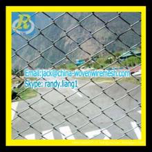 Treillis hexagonal galvanisé à chaud