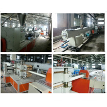 PVC Water Supply and Drainage Pipe Extrusion Line