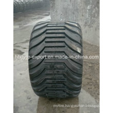 Bias Tire 550/45-22.5 600/50-22.5 Agricultural Tyre Flotation Tyre Forestry Tyre with Steel Belt