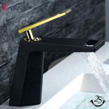 YLB0109 Deck mounted single hole bathroom sanitary basin faucet bathroom mixer tap