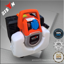 BISON China 1kw Silent Gasoline 110v 220v Portable Inverter Generator