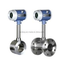 Medidor de flujo de gas