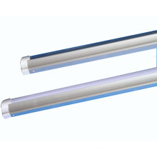 High brightness 1.2m aluminum+plastic body 18w led tube light