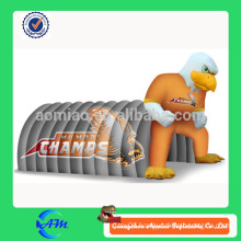 giant inflatable eagle tent high quality canvas tunnel tent inflatable tunnel tent for sale