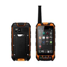 4.5-inch dual core walkie-talkie with GPS, waterproof smartphone