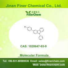 Cas 1028647-93-9 | 3- (4 - Bromofenil) - 9 - fenil - 9H - carbazol | 1028647-93-9 | precio de fábrica; Gran stock