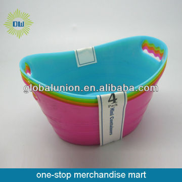 hot sale plastic fruit basket
