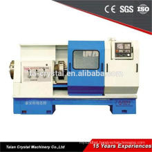 cnc pipe threading lathes machine metal spinning machine QK1322