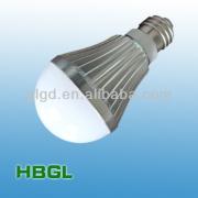 High Lumen led bulb lamp with CE ROHS (3000K---6500K) led bulb