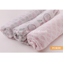Baby  muslin blanket with gift  box