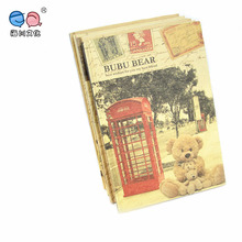 2016 New Vintage B5 Hardcover Paper Notebook (NP(B5)-Y-160P-0002)