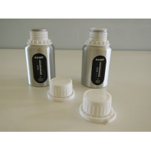 Aluminum Tamper Proof Bottle for Motor Vehicle Maintenance Solution