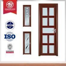 Puerta de aluminio para baño puerta de ducha de aluminio puerta de doble acristalamiento