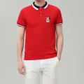 Camisas Polo Com Logotipo Bordado