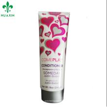 notime branqueamento facial limpador vazio macia cosmético tubo embalagem