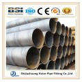ERW galvanised 4inch steel pipe