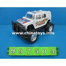 Cheap Plastic Friction Farmer Truck Car Vehicle Toy (997504)