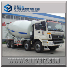16 Cubic Foton 8X4 Mixer Truck