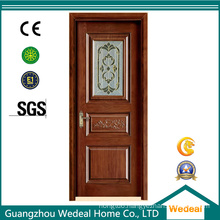 Solid Wooden Door for Interior Room with New Design (WDP2039)