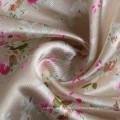 100% Polyester Wedding Dress Chiffon Fabric