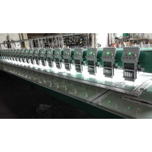 Flat Embroidery Machine for Fabric with High Speed