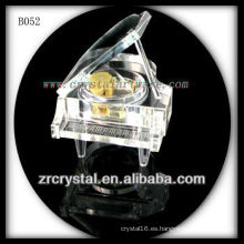 K9 Clear Musical Crystal Piano