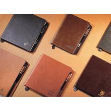 Jornal de couro personalizado Moleskine Notebook Sketchbook