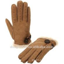 Piel de oveja clásica bailey guantes