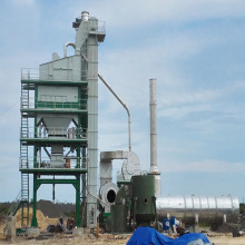 High Quality for Continuous Asphalt Mixing Plant Hot Asphalt Batch Mix Plant Near Me supply to Bosnia and Herzegovina Importers