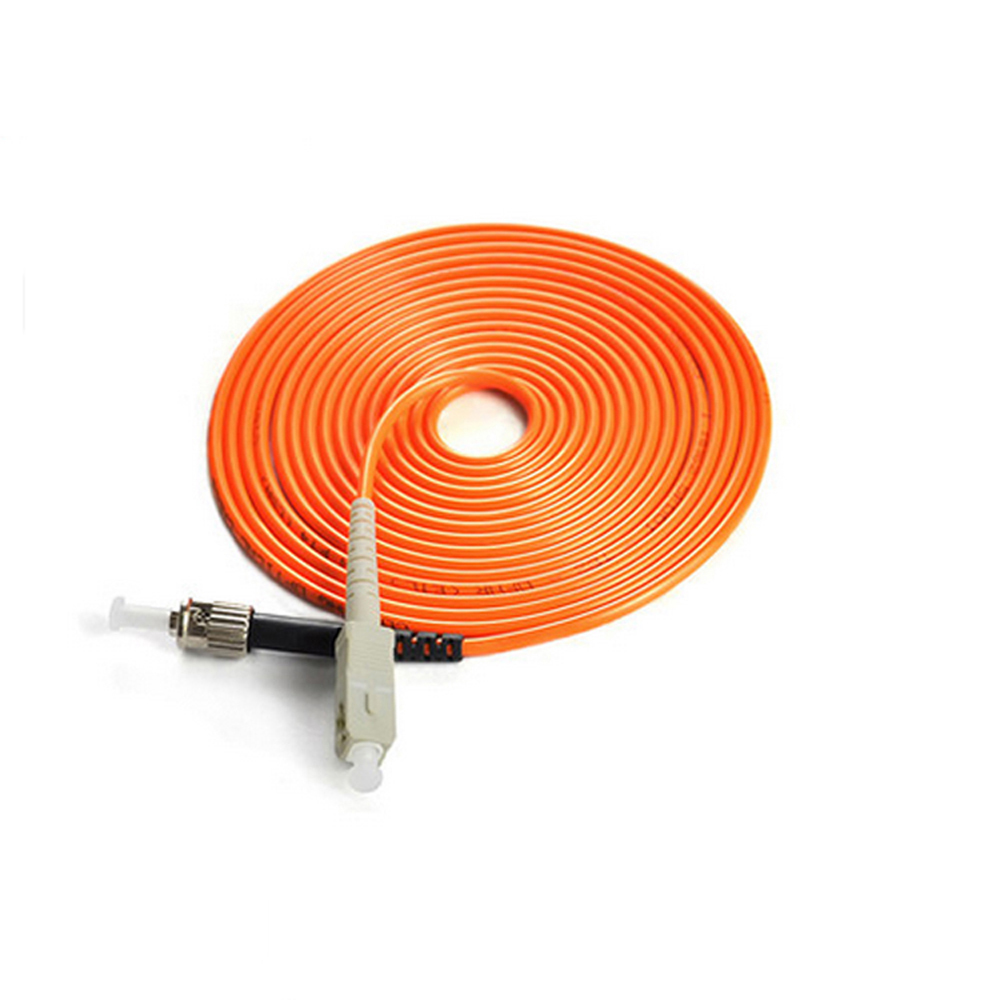 Multi Mode Fiber Optic Patch Cable