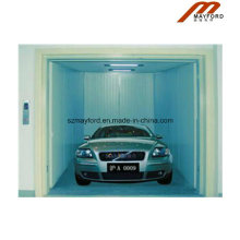 Machine Room Car Elevator with Painting Steel Plant