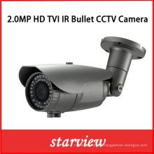 2MP Tvi IR Bullet CCTV Cameras Suppliers Waterproof Security Camera