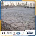 2x1x1m Gabion Box Type 8x10cm Mesh for bank river