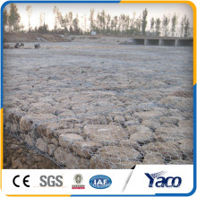 2x1x1m Gabion Box Type 8x10cm Mesh for bank river