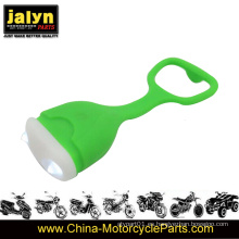 A2001054 Silica Gel Plastic Light para bicicletas