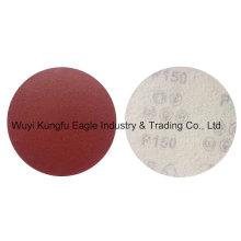 Abrasive Sanding Disc Velcro Backing