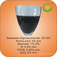 Engrais liquide à base d'algues aux acides aminés