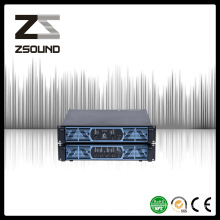 Outdoor Stage Power Amplifer 2X2400W @ 8ohms