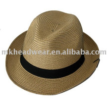 Adult fashion paper straw hats
