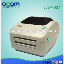 OCBP-007-U label printer machine roll to roll