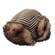 Fur Earflap Hat (GK11-S1001)